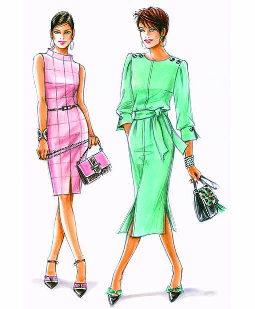 Summer Sewing Pattern Summer 2018