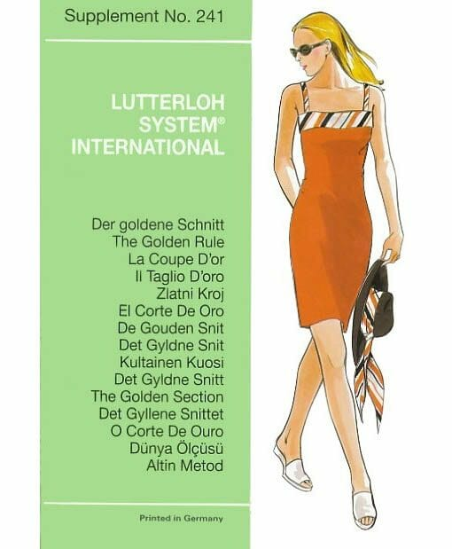SEWING PATTERNS from Supplement 241