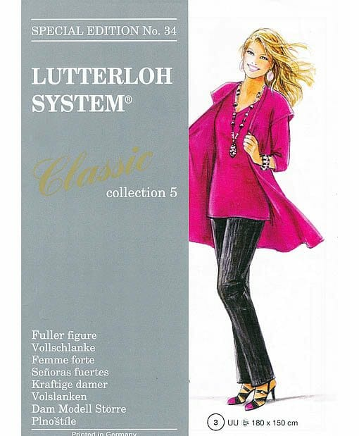 Sewing Patterns for Fuller Figure Classic Collection No. 5